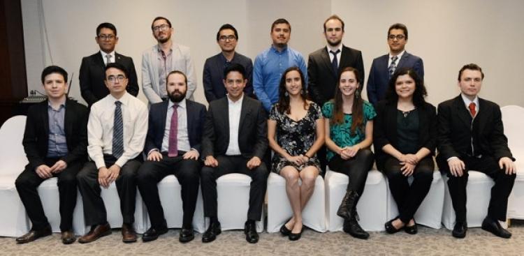 Obtienen 24 Estudiantes beca Fulbright-Garcia Robles.
