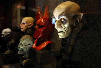 """Se extiende una semana mas la muestra """"En casa con mis monstruos"""" de Guillermo del Toro"""