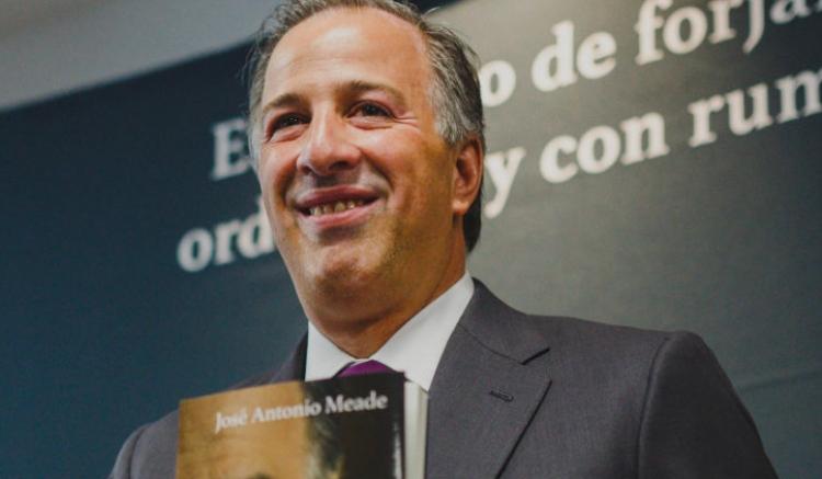 """José Antonio Meade presenta su libro """"El México que Merecemos"""""""