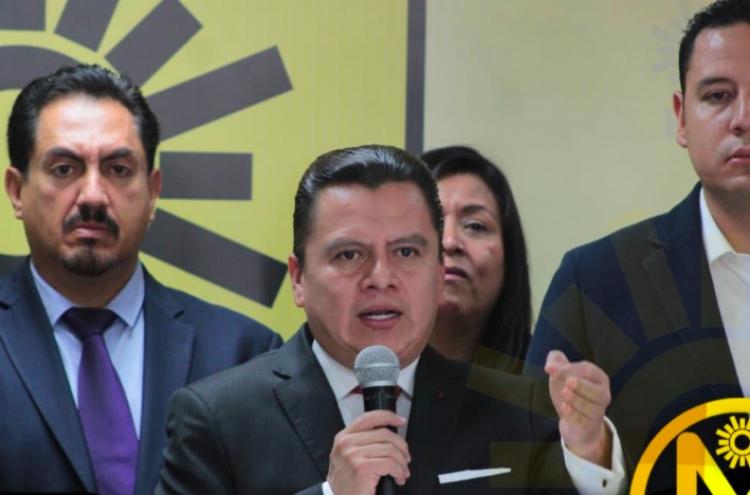 PRD apoyará iniciativas de equipo de López Obrador