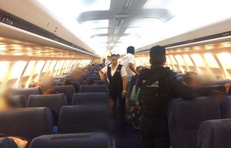 INM retorna a 204 hondureños a su país de origen