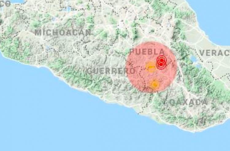 No se registran daños tras sismo de 5.9 de esta mañana