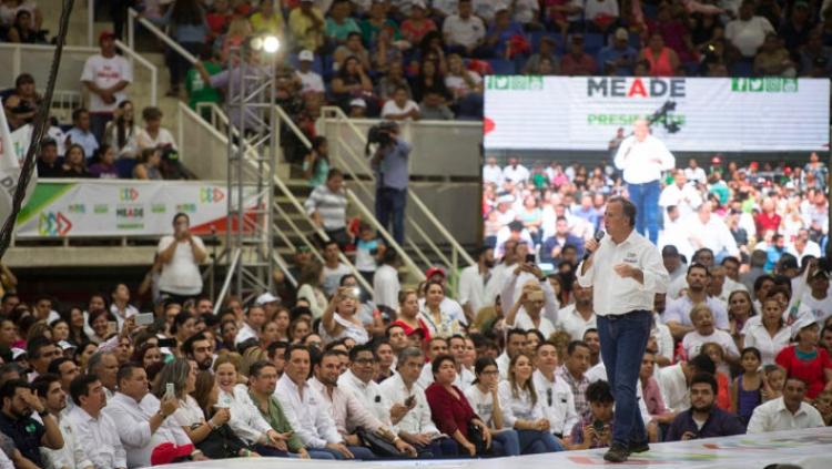 Propone Meade convertir a Sonora en potencia agroindustrial