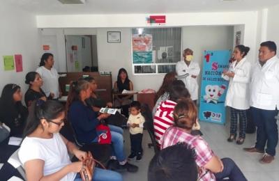 Se llevó a cabo la 2ª jornada de colposcopia en Tlaxcala