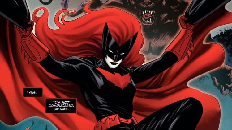 La primera superheroína homosexual en el mundo de DC tendrá su propia serie.