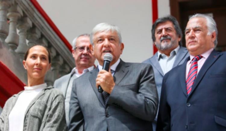 """Proyecto """"Tren Maya"""" podría concluir en menos de 3 años: AMLO"""