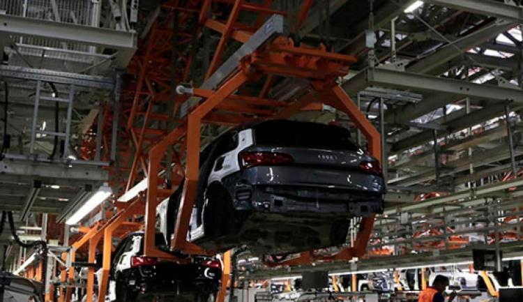 México alcanza histórico sexto lugar de producción mundial de vehículos
