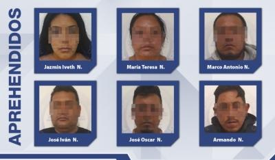 Desarticulan banda de secuestradores en Ciudad Serdán
