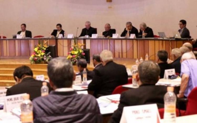 Episcopado Nacional acepta formalmente invitación a foros de paz de AMLO