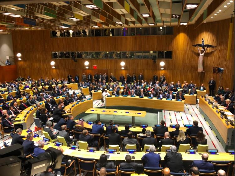 México presente en cumbre convocada por la ONU y Donald Trump