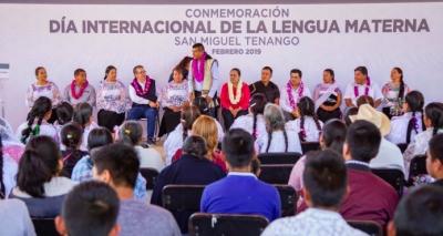 """Así celebró Zacatlán """"Día Internacional de la Lengua Materna"""""""