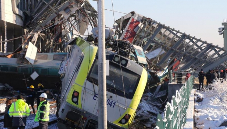 Gobierno Federal manda mensaje a Turquía tras terrible accidente ferroviario