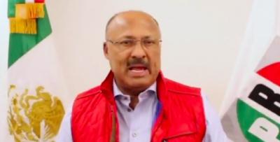 René Juárez Cisneros renuncia a su aspiración de dirigir al PRI con tremendo video