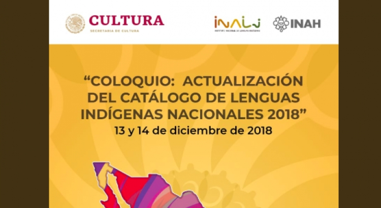 Actualizarán catálogo de lenguas indígenas