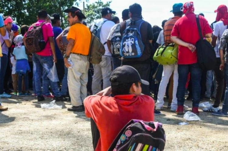 México deportará a migrantes hondureños