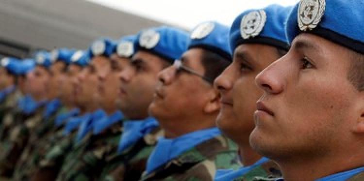 México es participante en las Operaciones de Paz de la ONU