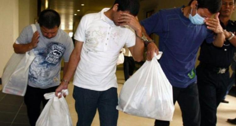 Revocan pena de muerte a 3 mexicanos en Malasia