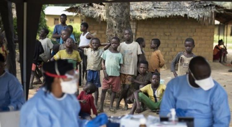 Nuevo brote de Ébola en el Congo ha dejado a 155 niños huérfanos: UNICEF