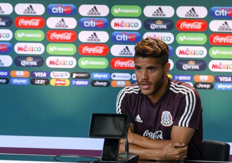 Han sido muy injustos con Osorio: Jonathan Dos Santos