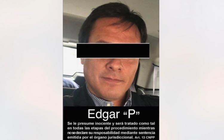 PGR detiene para extradición a hombre buscado en Perú por homicidio.