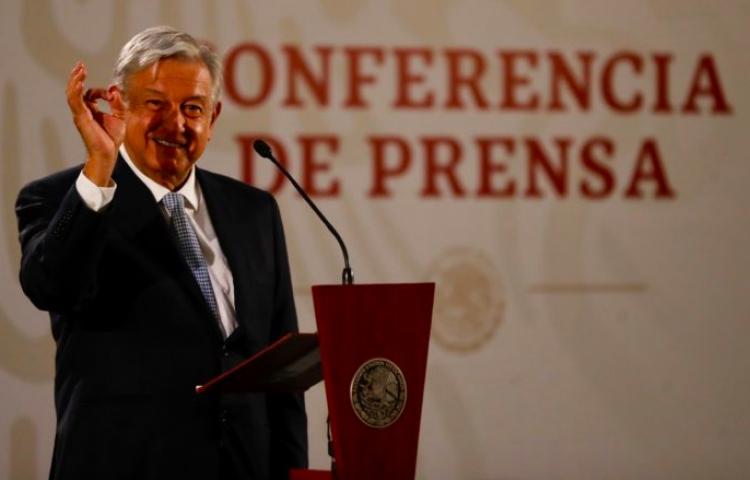 """Tras fallo del TEPJF, AMLO no visitará Puebla porque no lo considera """"prudente"""""""