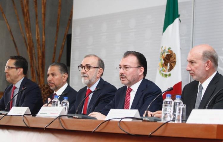México condena inhumana separación de familias migrantes en Estados Unidos