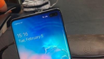 Samsung presenta el nuevo Galaxy S10 esta tarde