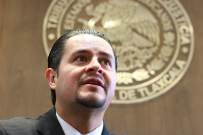 No hay aumento a salarios de magistrados en el TSJ de Tlaxcala: Responde Héctor Maldonado