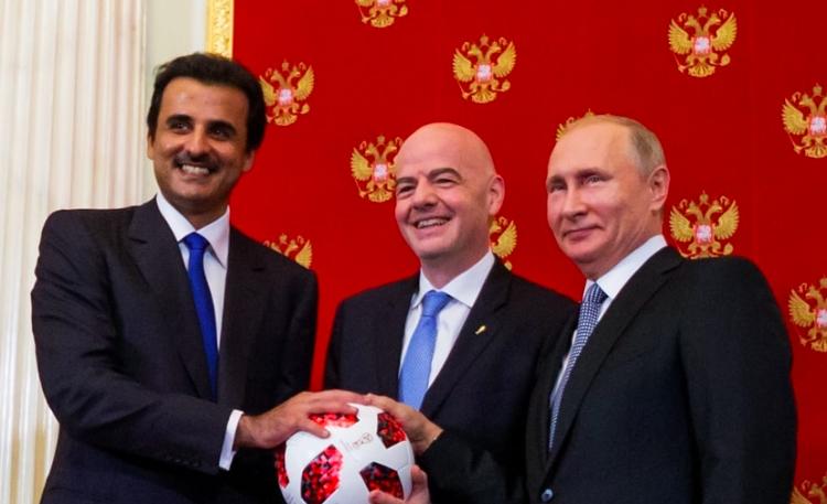 Gracias Rusia, nos vemos en Qatar 2022