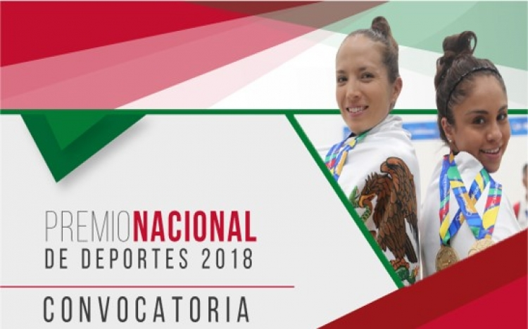 SEP abre convocatoria al Premio Nacional de Deportes 2018