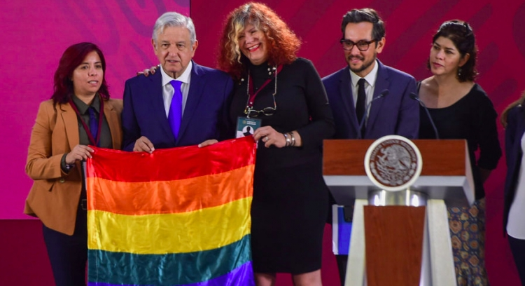 """Anuncian decreto: 17 de mayo se conmemorará el """"Día Nacional de la Lucha contra la Homofobia, Lesbofobia, Transfobia y Bifobia"""""""