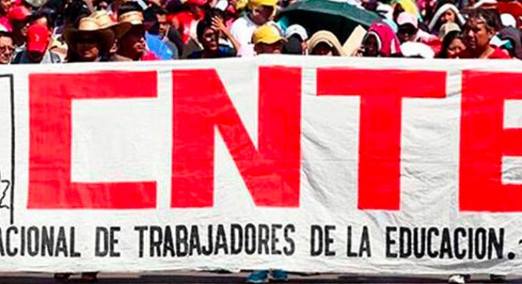 CNTE entraría en paro definitivo de labores