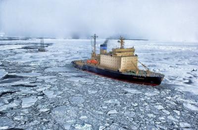 La temperatura del ártico aumentara 5 grados antes de 2050; una amenaza global