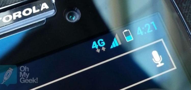 Solo 16% de mexicanos usan red 4G de telefonía