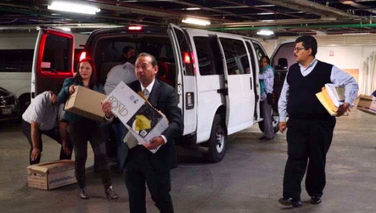 TEPJF concluye proceso de recepción de expedientes para elección presidencial