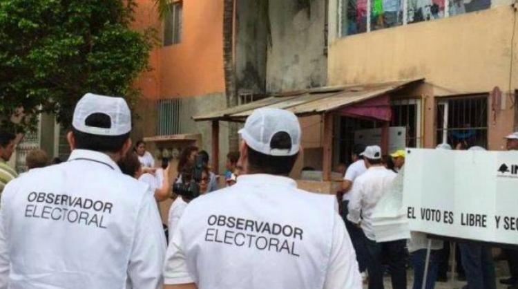 Destaca INE cifra de observadores extranjeros electorales