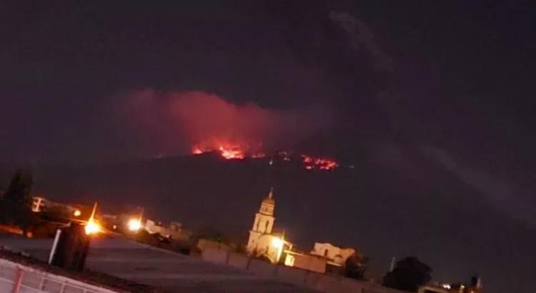 Acercarse al Popocatépetl en esas condiciones no es algo heroico ni valiente: Protección Civil