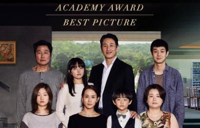 Primera vez que una cinta extranjera gana el premio Oscar a mejor película