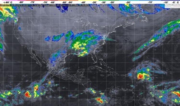 ¡No olvides tu paraguas! Se pronostican tormentas intensas para Puebla y Veracruz