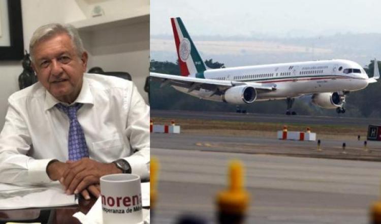 Presidente de Lamborghini quiere comprar el avión presidencial