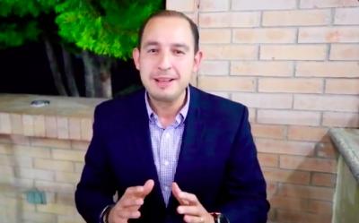 """Califica Marko Cortés como """"inconstitucional"""" el nombramiento de Francisco Romero en la ASE"""