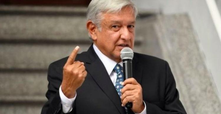 La corrupción es la nueva peste del mundo; dice AMLO tras suicidio de ex Presidente de Perú