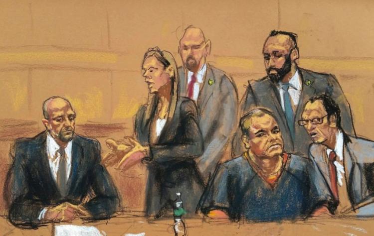 El juicio del chapo y la caja de pandora que nadie queria abrir.