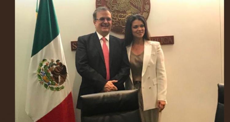 Marcelo Ebrard asistirá a la presentación del pacto mundial sobre migración