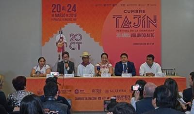 Cumbre Tajín tendrá presencia por primera vez en Poza Rica y Tuxpan