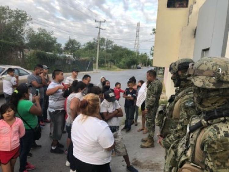 Investigan Base Naval Implicada en desaparición forzada de 36 personas