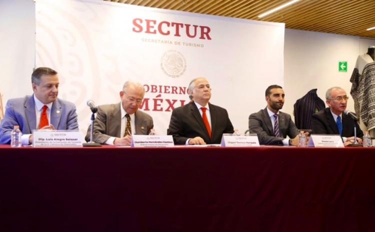 Aeropuerto de Santa Lucía será para vuelos internacionales y NAIM para nacionales