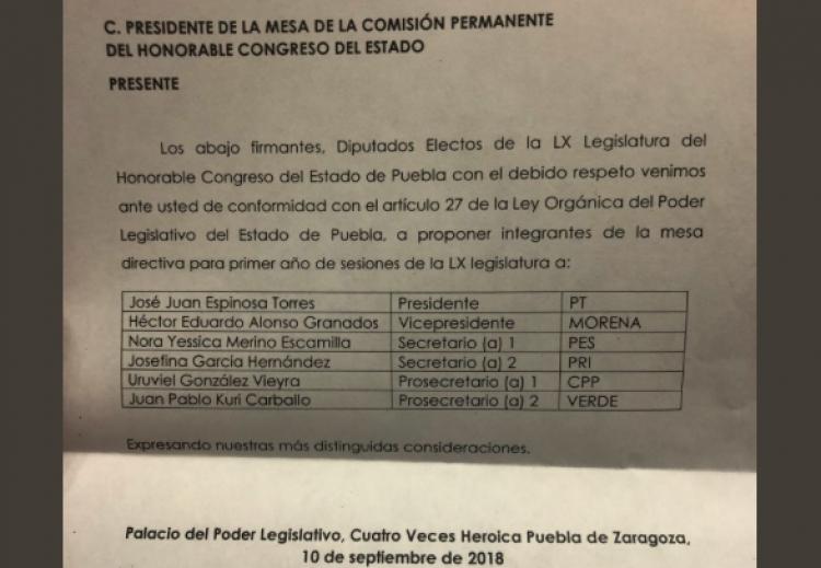 Si no votaste por MORENA no tienes voz… El extraño caso Puebla