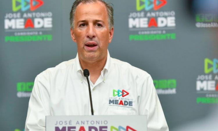 """Así reaccionó Meade ante política de """"Tolerancia Cero"""""""