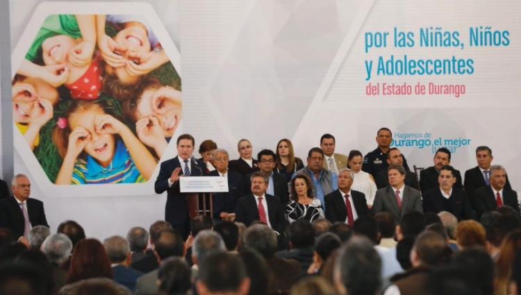 Durango antepone primera infancia a través del SIPINNA nacional y estatal